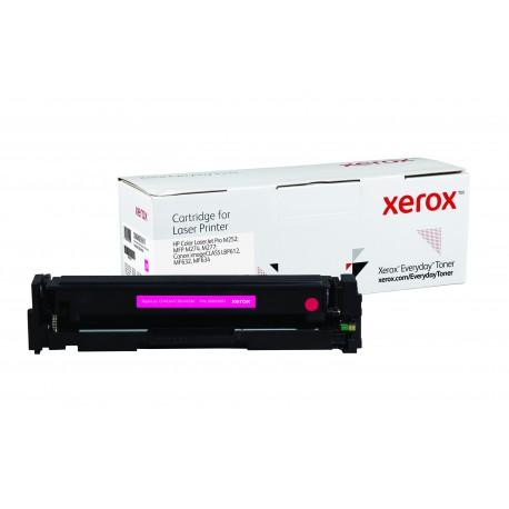 Toner Xerox Everyday remplace HP CF403ACRG-045M Magenta