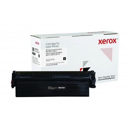 Toner Xerox Everyday équivalent HP CF410X/CRG-046HBK Black