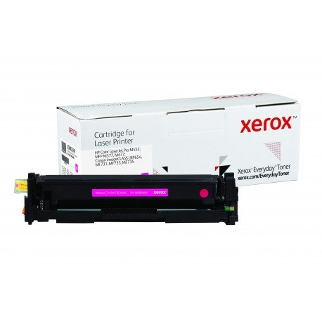 Toner Xerox Everyday remplace HP CF413ACRG-046M Magenta