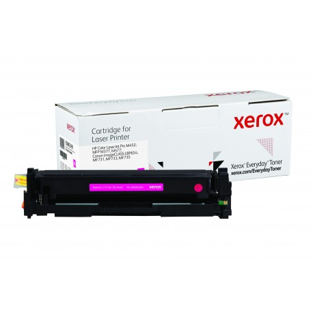 Toner Xerox Everyday équivalent HP CF413A/CRG-046M Magenta