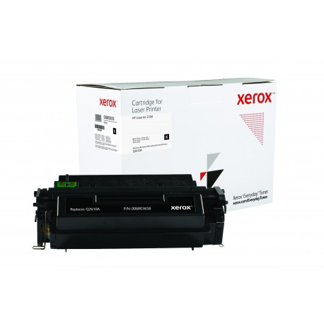 Toner Xerox Everyday remplace HP Q2610A Noir