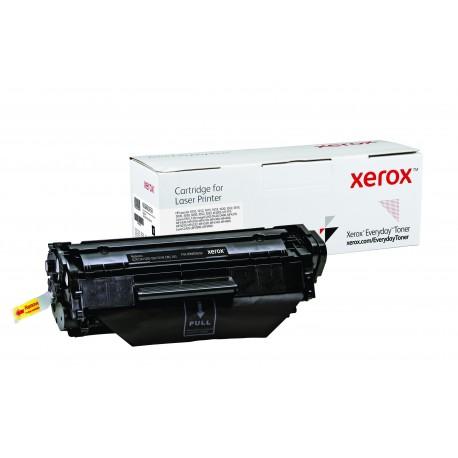 Toner Xerox Everyday remplace HP Q2612ACRG-104FX-9CRG-103 Noir