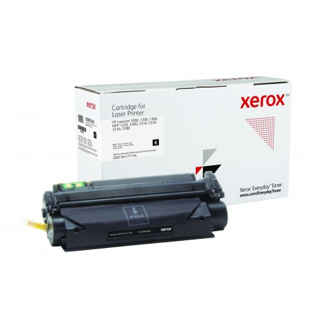 Toner Xerox Everyday remplace HP Q2613AC7115A Noir