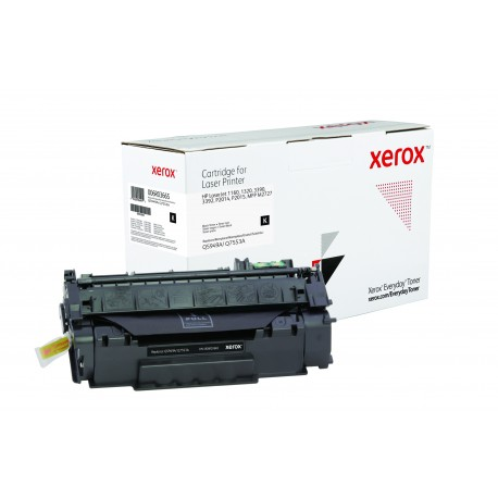 Toner Xerox Everyday remplace HP Q5949AQ7553A Noir