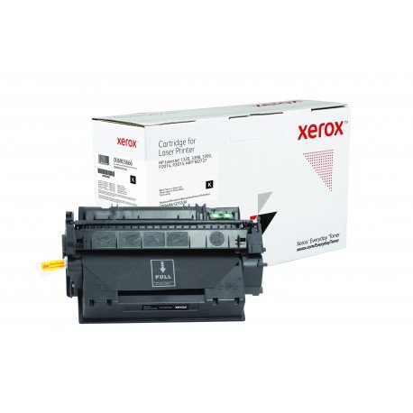 Toner Xerox Everyday remplace HP Q5949XQ7553X Noir