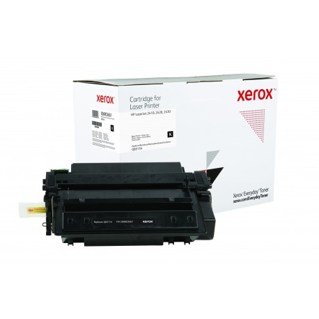Toner Xerox Everyday remplace HP Q6511A Noir