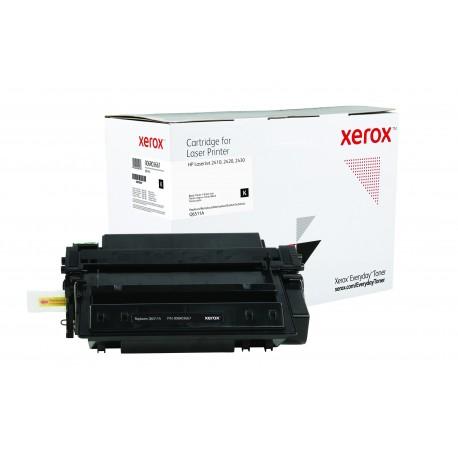 Toner Xerox Everyday équivalent HP Q6511A Noir