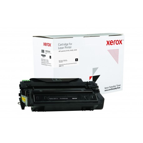 Toner Xerox Everyday remplace HP Q6511X Noir
