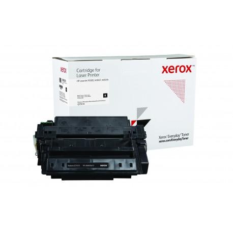 Toner Xerox Everyday remplace HP Q7551X Noir