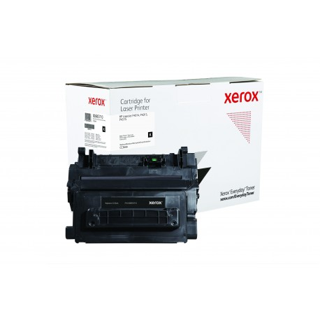 Toner Xerox Everyday remplace HP CC364A Noir