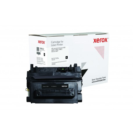 Toner Xerox Everyday remplace HP CE390A Noir