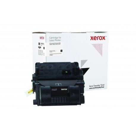 Toner Xerox Everyday remplace HP CE390X Noir