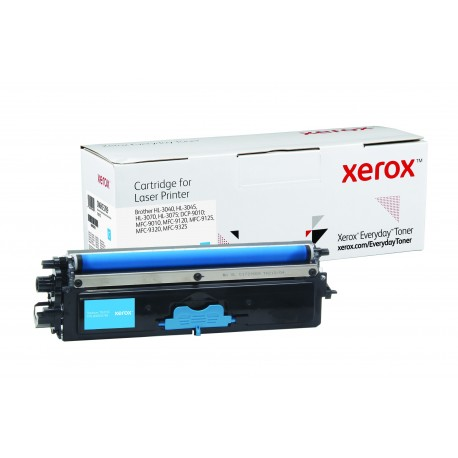 Toner Xerox Everyday remplace Brother TN230C Cyan