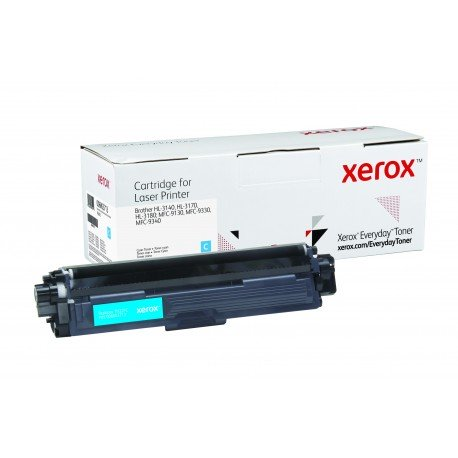 Toner Xerox Everyday remplace Brother TN241C Cyan