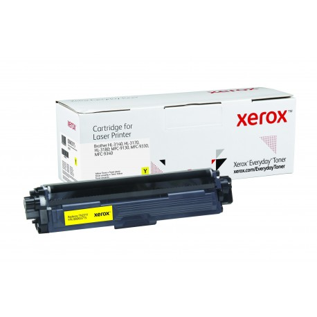 Toner Xerox Everyday remplace Brother TN241Y Yellow