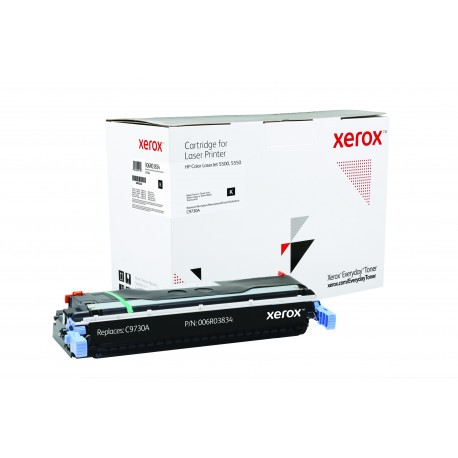 Toner Xerox Everyday remplace HP C9730A Black