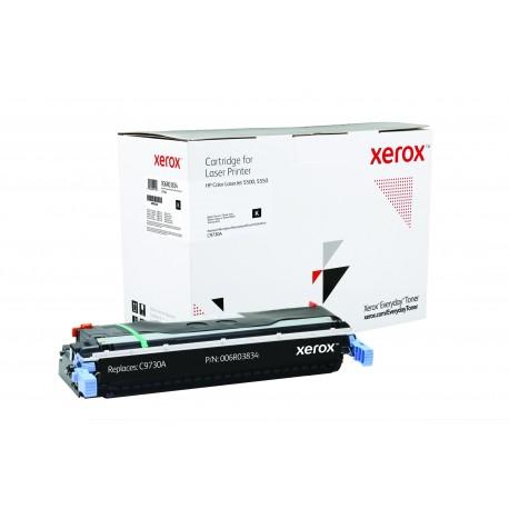 Toner Xerox Everyday équivalent HP C9730A Black