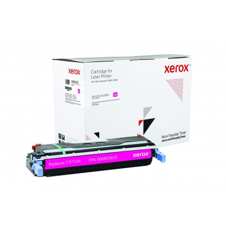 Toner Xerox Everyday remplace HP C9731A Magenta