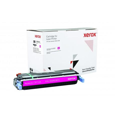 Toner Xerox Everyday équivalent HP C9731A Magenta