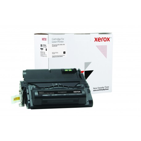 Toner Xerox Everyday équivalent HP Q5942X/Q1339A/Q5945A Noir