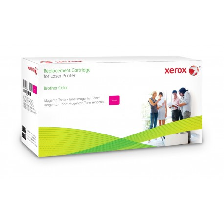 Toner Xerox remplace Brother TN325M Magenta