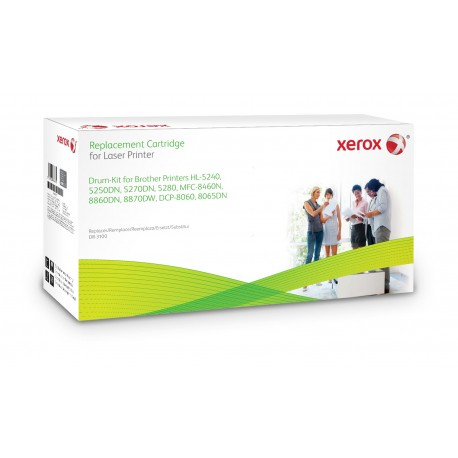 Toner Xerox remplace Brother DR3100 Noir