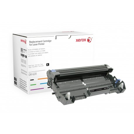 Toner Xerox remplace Brother DR3200 Noir