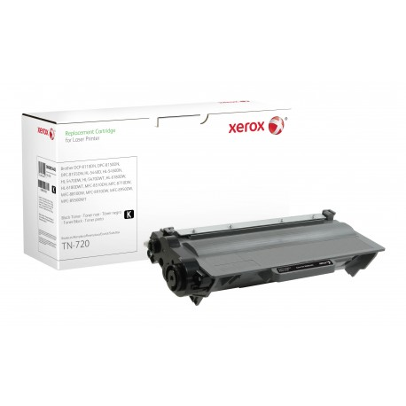 Toner Xerox remplace Brother TN3330 Noir