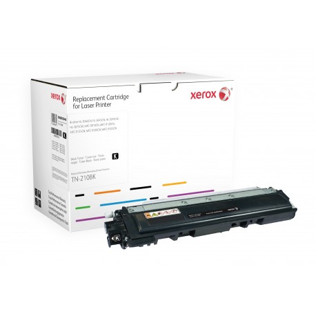 Toner Xerox remplace Brother TN230BK Black