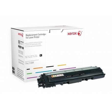 Toner Xerox remplace Brother TN230BK Black