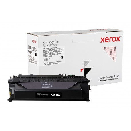 Toner Xerox Everyday remplace HP CE505XCRG-119IIGPR-41 Noir