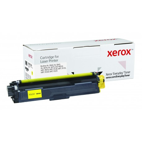 Toner Xerox Everyday remplace Brother TN230Y Yellow
