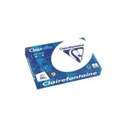 50 ramettes de papier Clairefontaine A4 blanc 80g Clairalfa