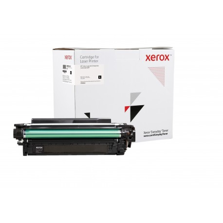 Toner Xerox Everyday remplace HP CE264X Black