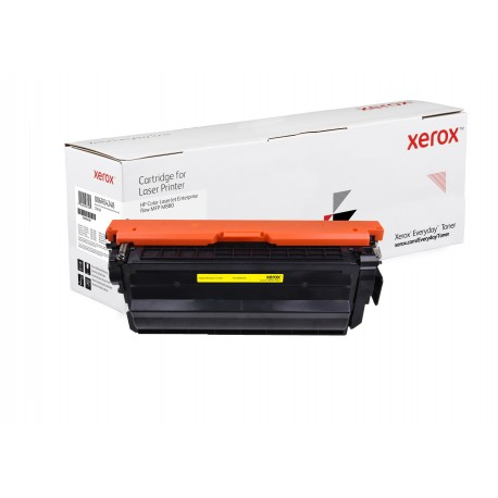 Toner Xerox Everyday remplace HP CF302A Yellow
