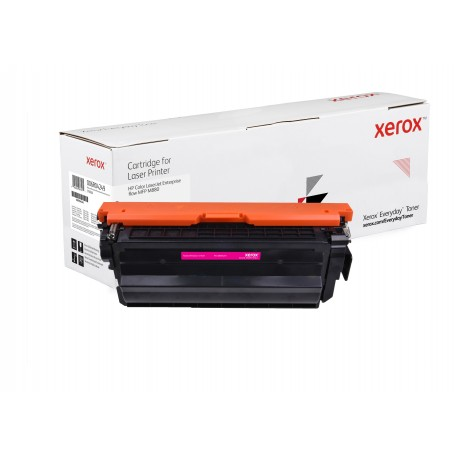 Toner Xerox Everyday remplace HP CF303A Magenta