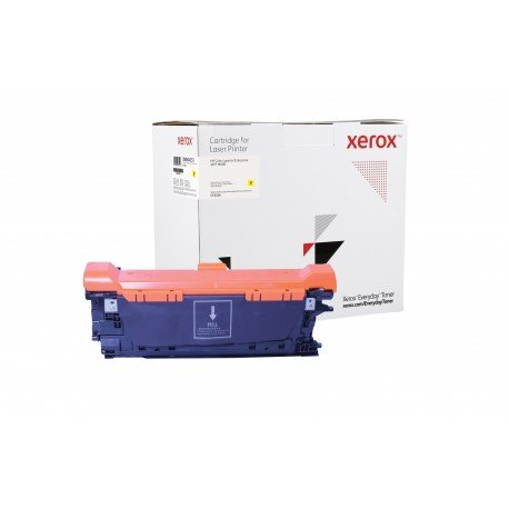 Toner Xerox Everyday remplace HP CF322A Yellow