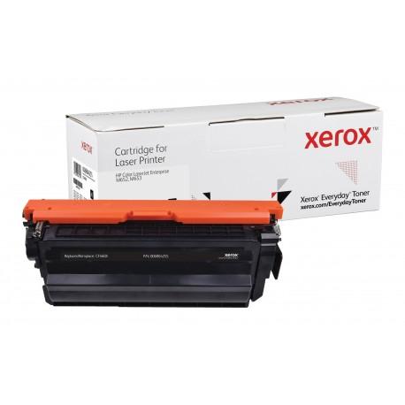 Toner Xerox Everyday remplace HP CF460X Black
