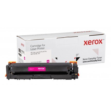 Toner Xerox Everyday remplace HP CF533A Magenta