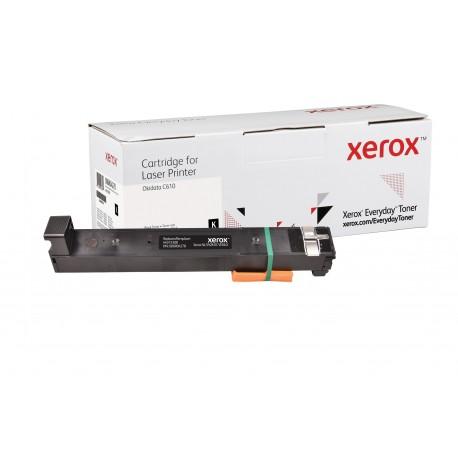 Toner Xerox Everyday remplace OKI 44315308 Black