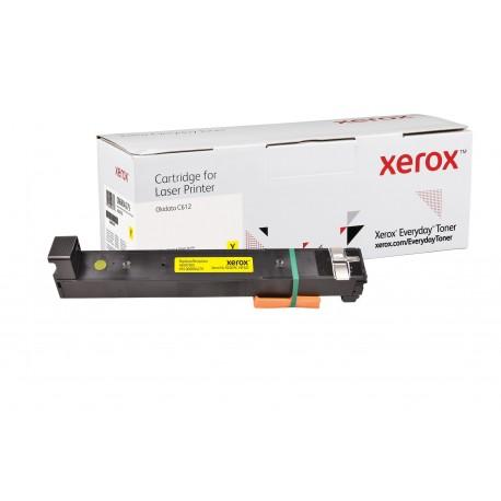 Toner Xerox Everyday remplace OKI 46507505 Yellow