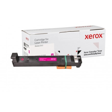 Toner Xerox Everyday remplace OKI 46507506 Magenta