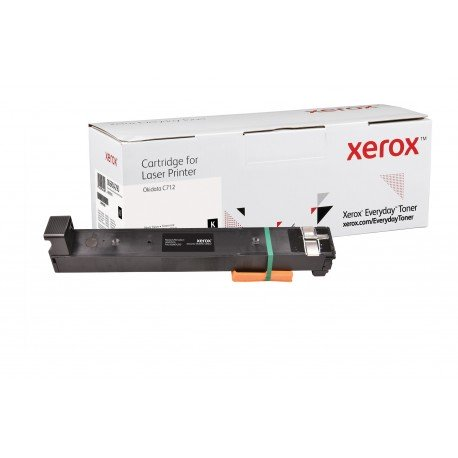 Toner Xerox Everyday remplace OKI 46507616 Black