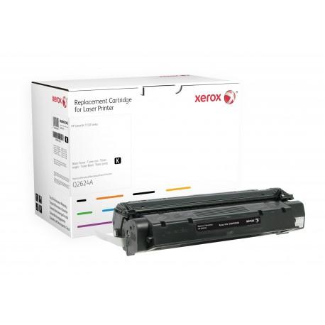 Toner Xerox remplace HP Q2624A Noir