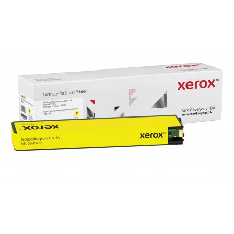 Toner Xerox Everyday équivalent HP L0R15A Yellow
